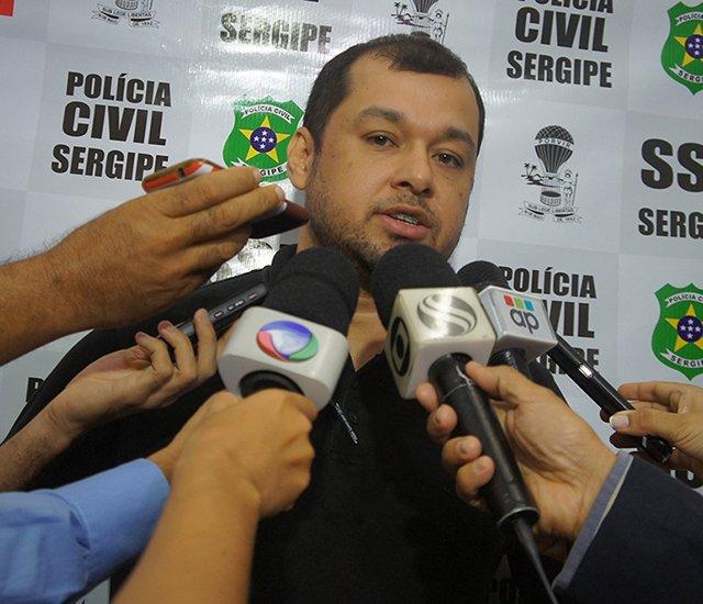 Delegado Fábio Alan confirma sua transferência de Tobias Barreto para Propriá