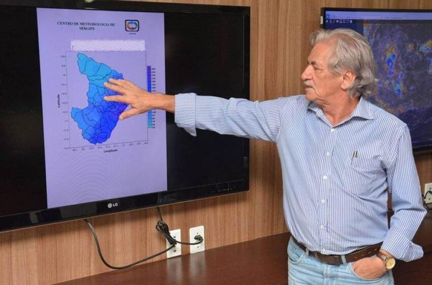 PREVISAO DO TEMPO: Pancadas de chuva e formação de trovoadas para os próximos dias