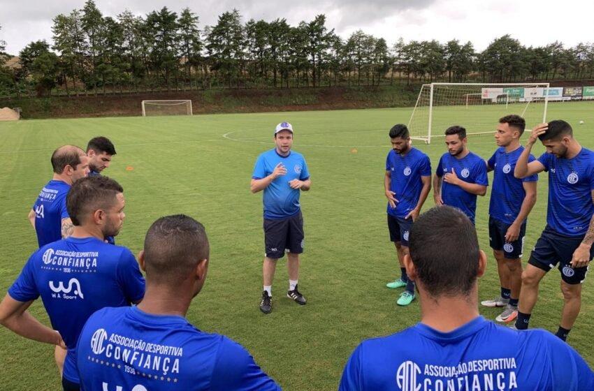 FUTEBOL: Confiança duela contra a Chapecoense pela última rodada da Série B