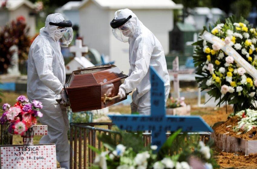 COVID-19 – Sobe para 64 o número de mortos em Tobias Barreto