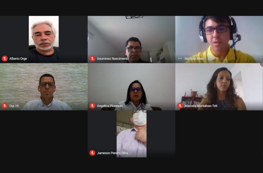 Grupo Tiradentes e Conselho de Psicologia discutem sobre mercado de trabalho e formação acadêmica
