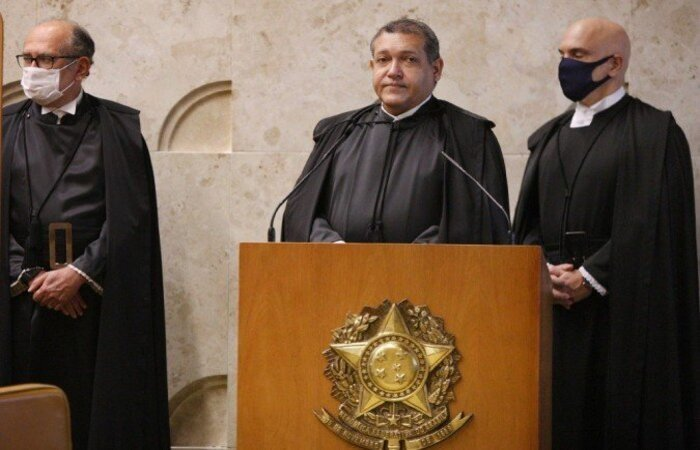 Nunes Marques nega pedido para impeachment de Alexandre de Moraes