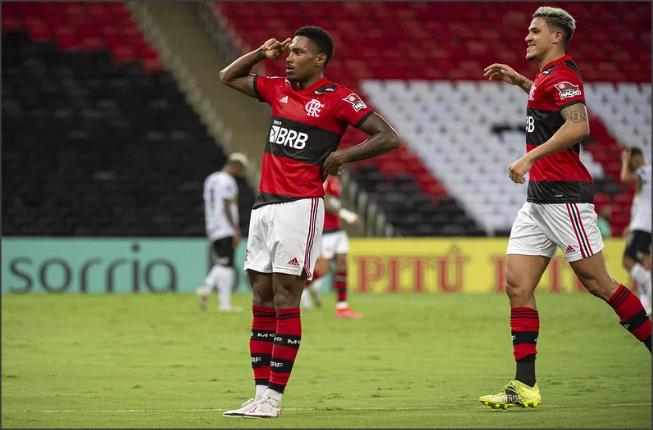 É CAMPEÃO! Vitinho decide e Flamengo conquista a Taça Guanabara 2021