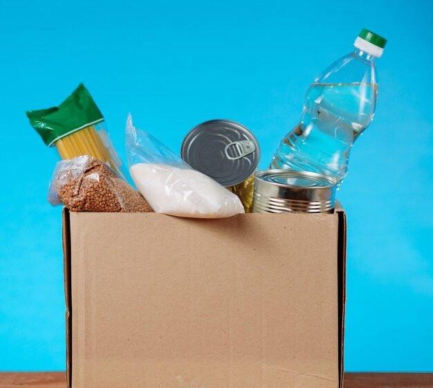 CRP19 se junta a outros Conselhos em campanha para doação de cestas básicas