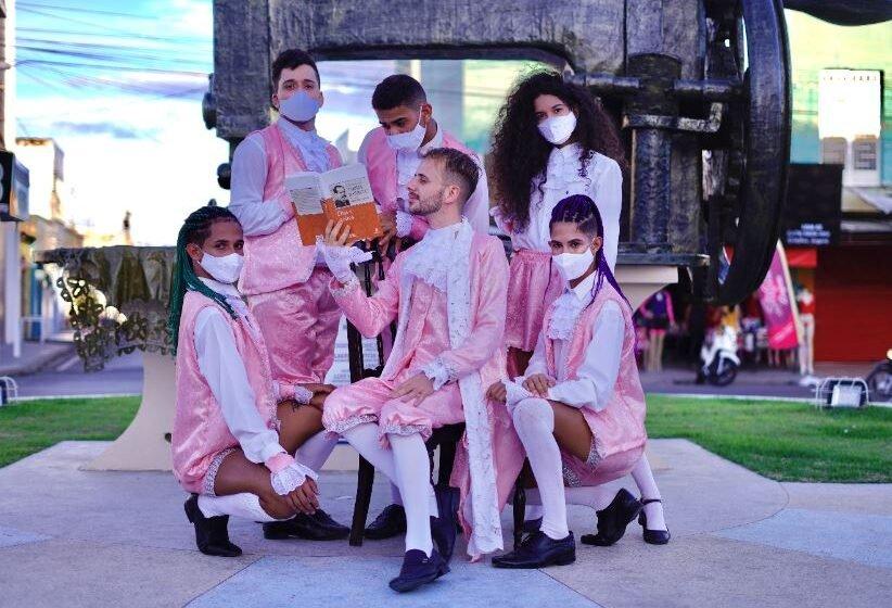 Terra do Rechiliê: produção tobiense mistura música e dança para avivar a importância do bordado