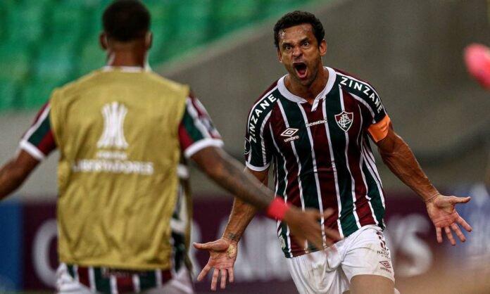 Fluminense empata com River em sua estreia na Libertadores