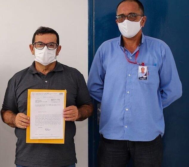 Município recebe geladeira para ajudar no armazenamento da vacina contra a covid-19