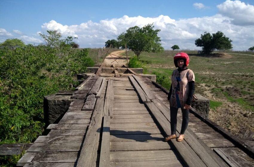 Excelente Notícia: Os trabalhos continuam na ponte do Campo Grande!