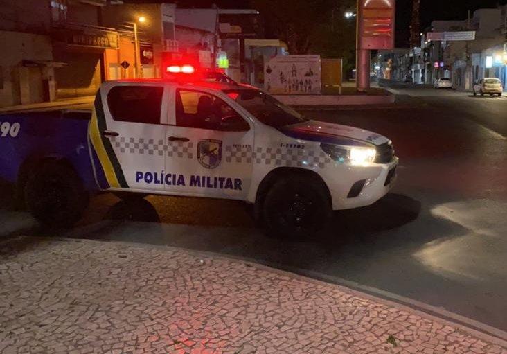 PM cumpre mandado de prisão em desfavor de comerciante de Tobias Barreto