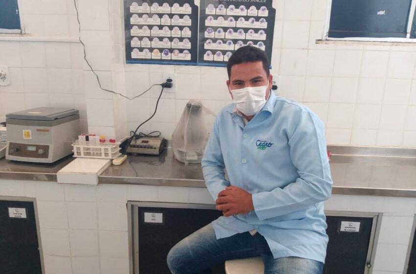 Aluno de Biomedicina EAD será primeiro diplomado da Aldeia Kariri Xocó