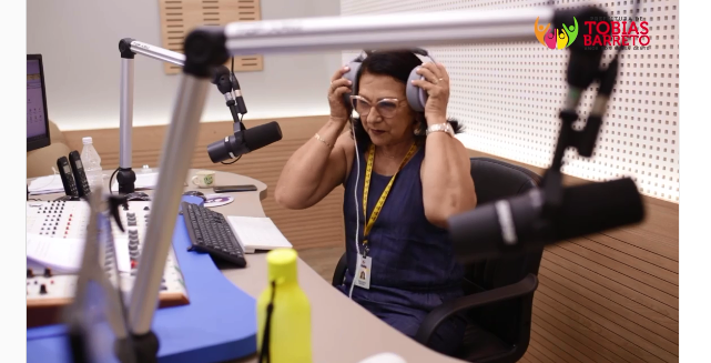 MULHERES QUE INSPIRAM: Dona Izabel Cristina da Rádio Clube 96,7