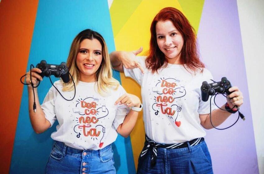 Psicólogas sergipanas lançam campanha para alertar sobre os prejuízos da hiperconectividade