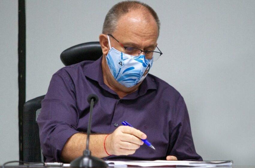 Belivaldo vai ao STF contra convocação de governadores pela CPI da Covid