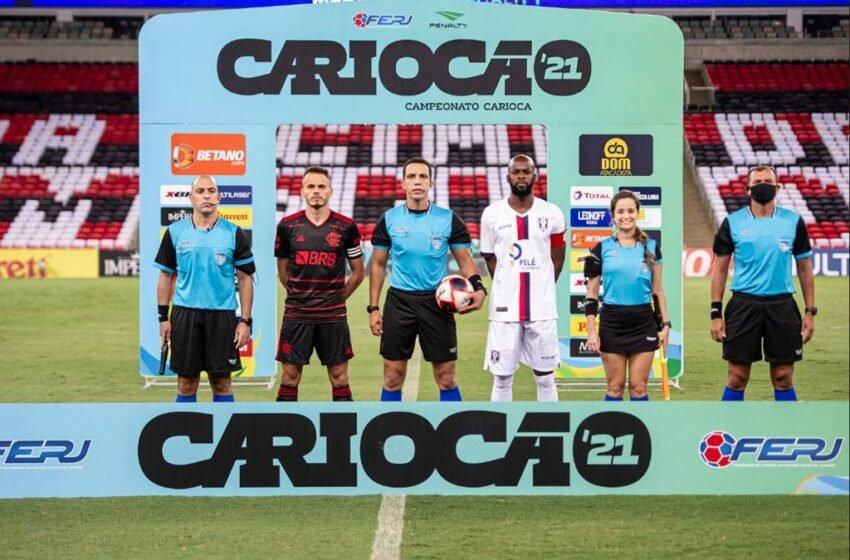 Flamengo vence o Fluminense e conquista o Campeonato Carioca pela terceira vez seguida