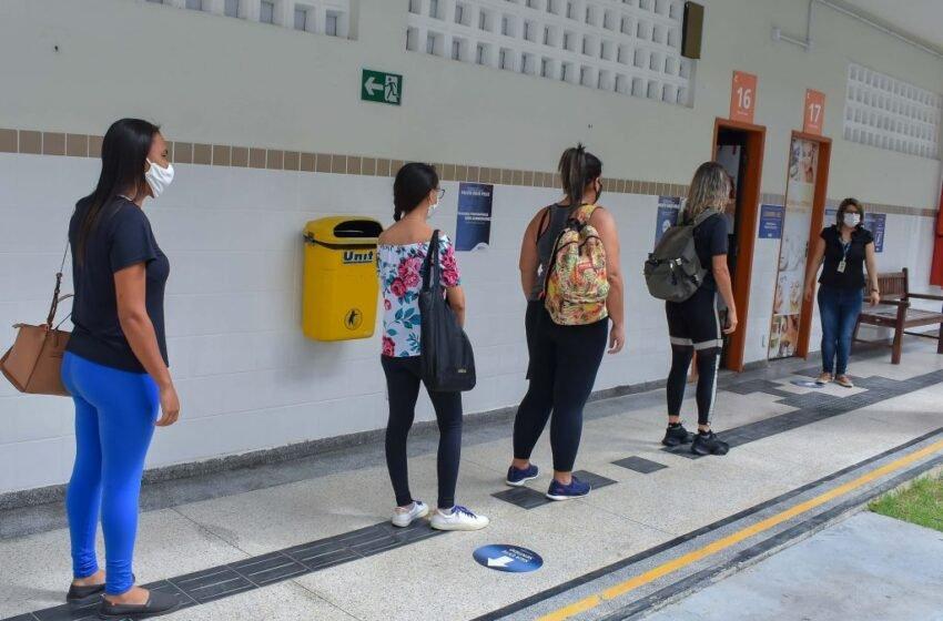 Grupo Tiradentes adota protocolos para retomar aulas teóricas presenciais