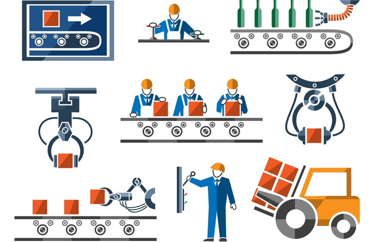 Produção industrial Cai no Brasil e no Nordeste
