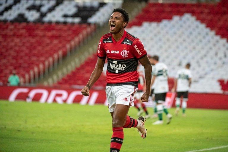 Nas oitavas de final! Flamengo vence o Coritiba no Maracanã e se classifica à próxima fase da Copa do Brasil