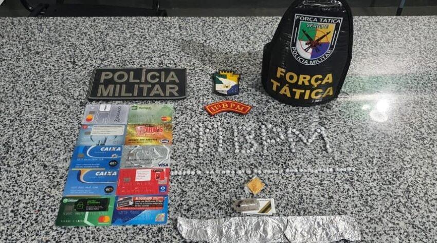 Força Tática prende traficantes que ameaçavam familiares dos dependentes químicos em Tobias Barreto.