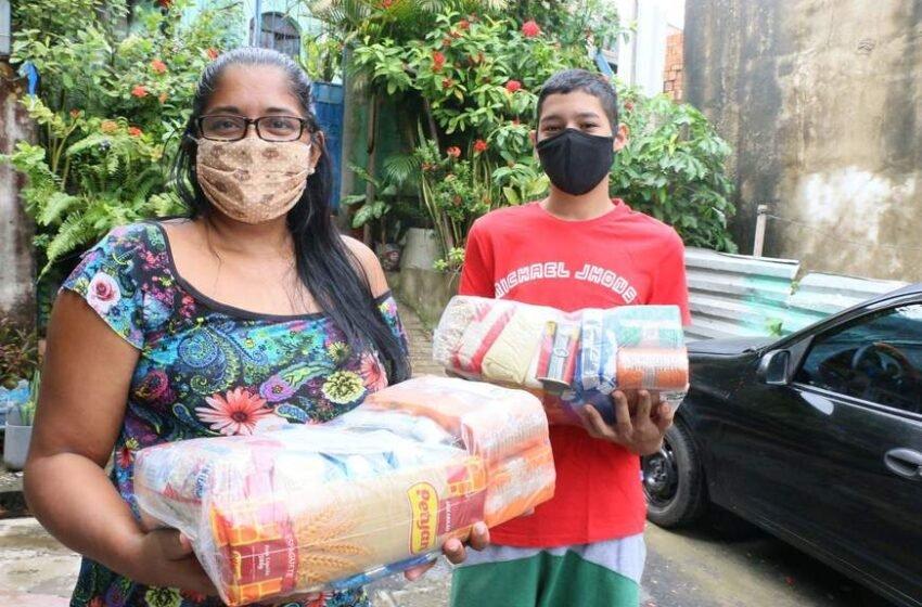 KIT ALIMENTAÇÃO ESCOLAR| escolas da sede do município de Tobias Barreto receberão kits