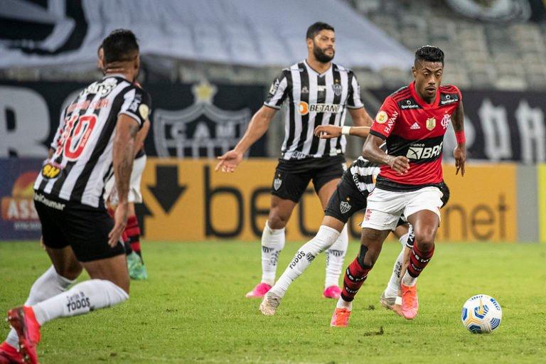 Flamengo joga muito mal e sofre a segunda derrota seguida no Brasileirão