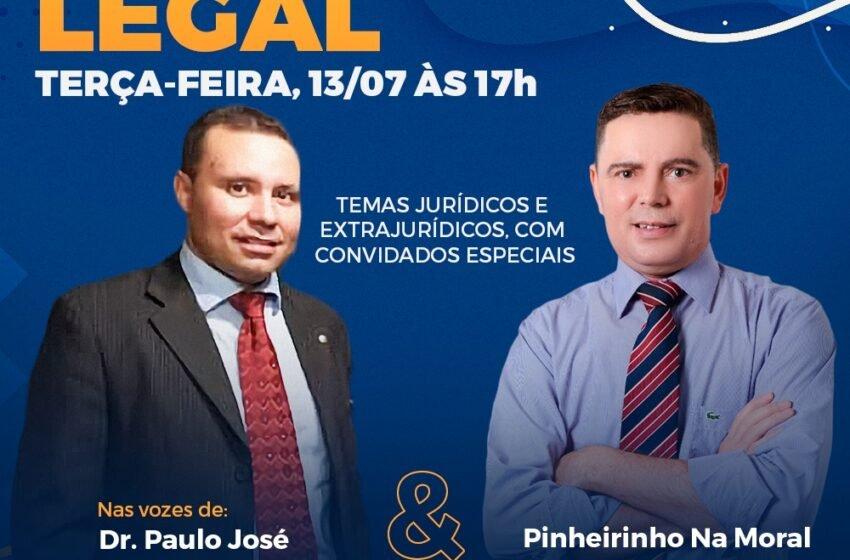 Nas vozes de Pinheirinho Na Moral e do Dr. Paulo José