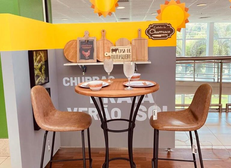 O Home Center Ferreira Costa oferece diversos produtos para a retomada dosserviços delazer acontecerde forma segura e funcional.