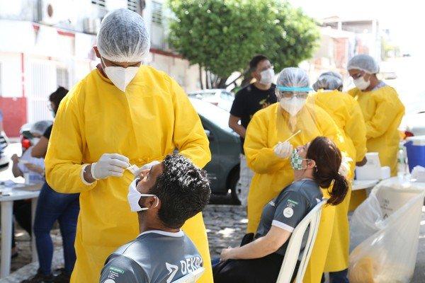 BOLETIM COVID-19 | até às 18h de hoje, o município apresentou 44 casos ativos.