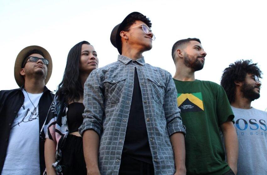 De Sergipe para o Brasil: Banda Garage Groove conquista 7º lugar em Festival no ES