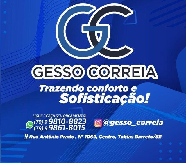 GESSO CORREIA Solicite seu orçamento 📋📏 📍Tobias Barreto/SE e região