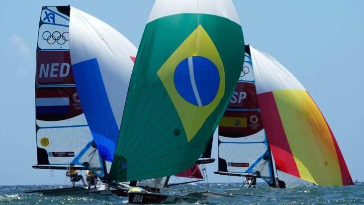 Brasil É OURO! A confirmação do ouro na Olimpíada de Tóquio (Japão)
