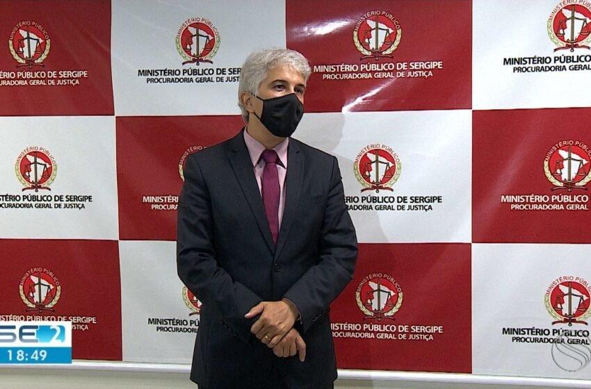 Procurador-Geral de Justiça: Promotor Dr. Paulo José removeu-se por critério de merecimento