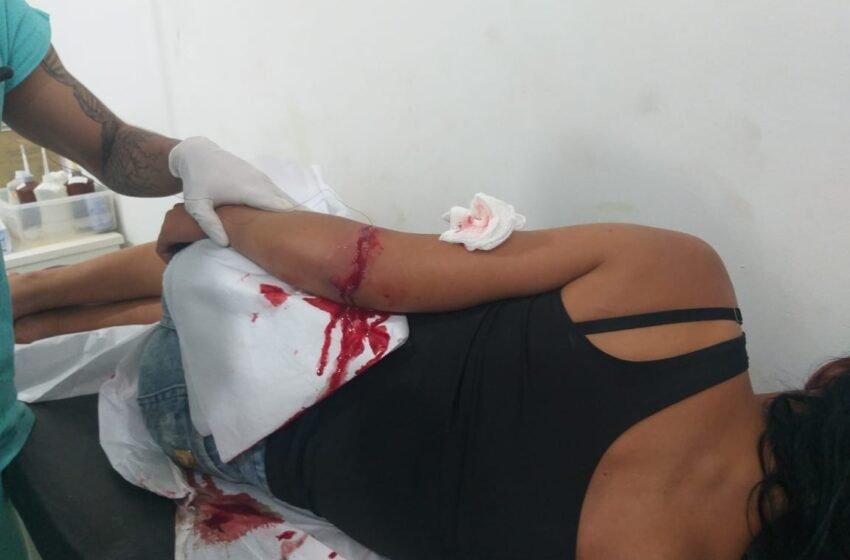 PM prende homem que tentou matar a ex-companheira em Itabaiaininha