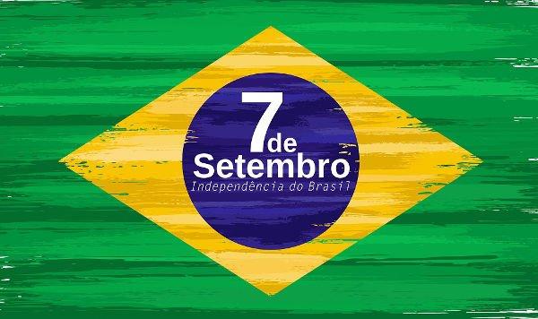Dia da Independência tem cerimônia no Palácio da Alvorada em Brasília