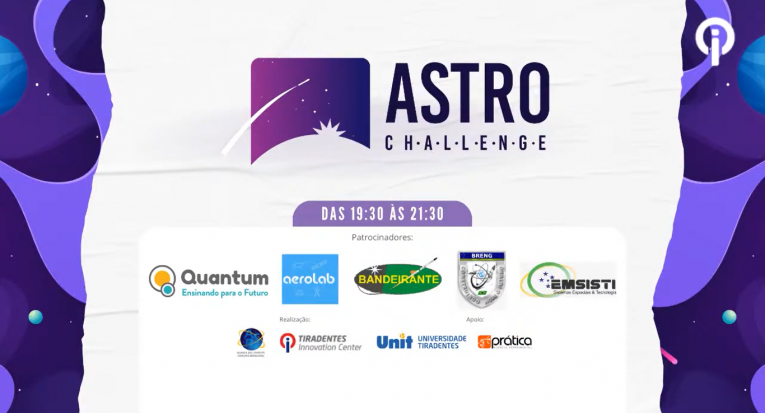 Evento online envolve entusiastas do tema astronáutico durante o mês de outubro