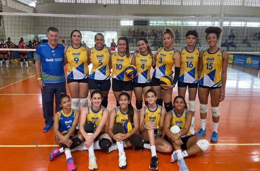 Unit já garante medalha no JUBs Brasília 2021